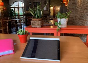 smartworking in hosteria